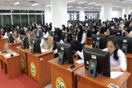437 calon mahasiswa baru Polbangtan Bogor ikuti tes CAT