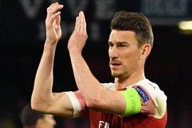 Unai Emery bicara soal situasi Koscielny di Arsenal