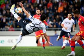 Tahap penjualan pertama UEFA dapat pesanan 19,3 juta tiket Euro 2020