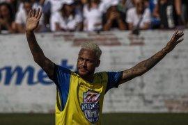 Neymar tegaskan hasrat kembali ke Barcelona