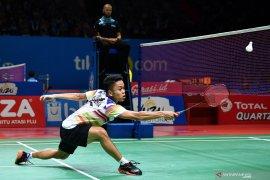 Ginting tak ingin terbebani gelar juara bertahan China Open