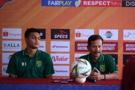 Sambangi markas PSM, Djanur sebut pemain Persebaya kelelahan