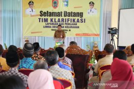 Desa Bumi Jaya terbaik 5 regional 3.