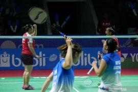 Nadya/Tiara siap capek hadapi unggulan pertama Jepang di babak kedua Indonesia Open