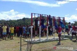 Ratusan calon prajurit jalani seleksi Bintara di Korem 133 Gorontalo