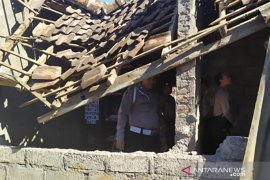 Satu rumah rusak parah di Buleleng akibat gempa
