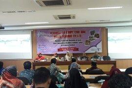 Dispar Banten meningkatkan SDM pelaku ekonomi kreatif di lokasi wisata