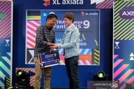 XL Axiata bagikan hadiah Rp1,3 miliar untuk pelanggan