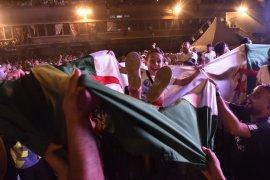 Di Piala Afrika, Fans Mesir pilih asal bukan Aljazair