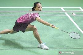 Fitriani dihentikan Takahashi perempat final Thailand Open