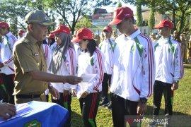 Atlet Popda berpretasi asal Tapin mendapat bonus