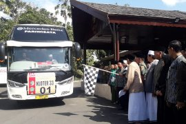 1.410 calon haji Tulungagung diberangkatkan ke Embarkasi Surabaya