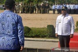 Dua tahun kepemimpinan di Aceh Jaya, pasangan T Irfan Tb dan Tgk Yusri mampu turunkan angka pengangguran
