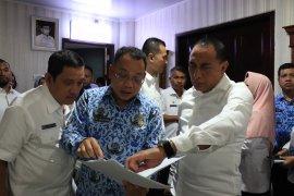 Wali kota Binjai tawarkan air bersih kepada Gubsu untuk warga Medan