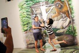Wisata Museum 3 Dimensi di Sarawak