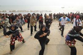 200 pesilat siap berkompetisi di Pantai Anyer