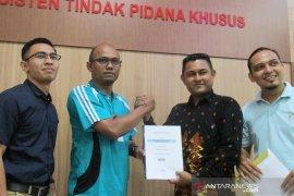 GeRAK laporkan penggelapan aset Rp1,5 miliar ke  Kejati Aceh