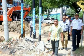 DPRK Banda Aceh minta pembangunan area parkir dipercepat