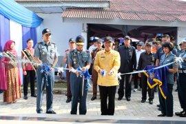Lapangan tembak Lanal Bengkulu diresmikan