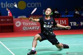 Tujuh wakil Indonesia lolos babak kedua Japan Open
