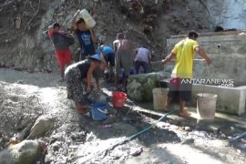 BPBD Ngawi tunggu bantuan dana penanggulangan kekeringan dari Pemprov Jatim