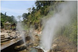 Peneliti UI temukan bakteri genus baru di sekitar geiser Sukabumi