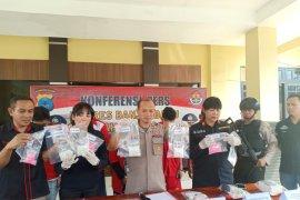 Polres Banjarbaru ungkap peredaran narkotika jaringan internasional