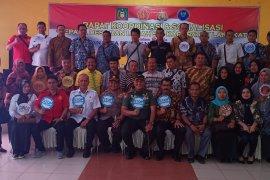 Polres-BNN-Kodim Langkat sosialisasikan desa bersih narkoba