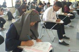 Sebanyak 3.302 calon mahasiswa ikuti tes SMMPTN di Unja