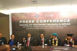 Menteri Pariwisata: Danau Toba dapat dana infrastruktur Rp1,6 triliun