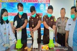 BNNP Kalsel putus satu jaringan pengedar narkoba asal China