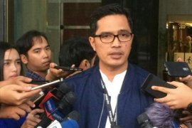 empat tersangka kasus suap pengesahan RAPBD Jambi di panggil KPK