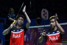 Lima wakil Indonesia lolos ke perempat final Blibli Indonesia Open