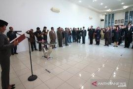 13 pejabat pimpinan tinggi pratama Landak dilantik