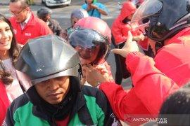 Fungsionaris PSI temui Presiden Jokowi
