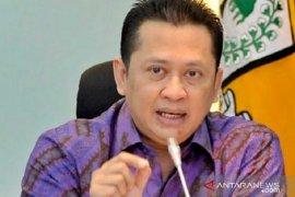 Bambang Soesatyo terpilih secara aklamasi sebagai Ketua MPR RI 2019-2024