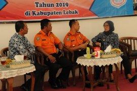 Efektifkan penanganan bencana, Basarnas Banten bangun posko di Lebak