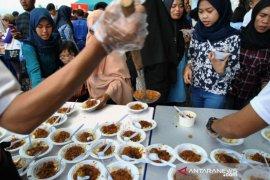 Bogor Breakfast Festival 2019 bagikan 4.000 toge goreng gratis