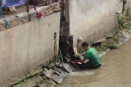 Pemkot Tebing Tinggi razia pencemaran Sei-Bahilang