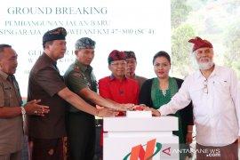Gubernur Bali siap percepat infrastruktur terintegrasi Mengwitani-Singaraja