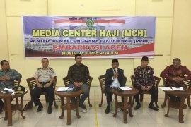 Maktab JCH Aceh 3 km dari Masjidil Haram