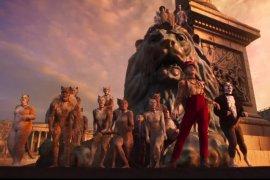 """Cuplikan film """"Cats"""" yang dibintangi Taylor Swift dirilis"""
