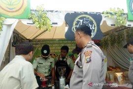 "Stand Polbangtan Medan di ""Peda"" KTNA ramai pengunjung"