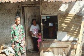 Prajurit TNI AD hibahkan tanah untuk keluarga miskin di Garut