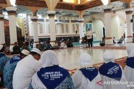 Garuda: JCH Aceh dapat menu Ayam Tangkap dan  Keumamah