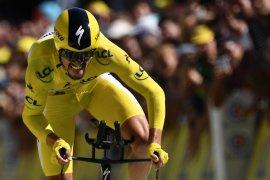 Julian Alaphilippe puncaki klasemen Tour de France