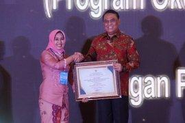 POSKO PAMAN raih penghargaan Top 99 Inovasi Pelayanan Publik Kemenpan RB