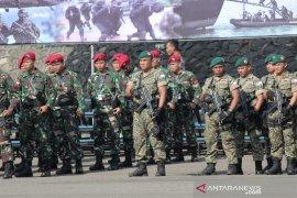 TNI dan Tentara Malaysia latihan penanggulangan teroris di Bogor