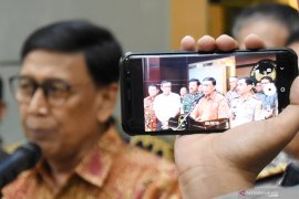Wiranto: perpanjangan izin FPI masih dievaluasi