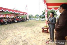 Bupati Landak maksimalkan pembangunan di sektor pertanian